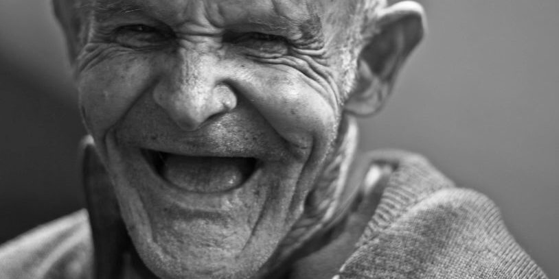 man with missing teeth needs dentures